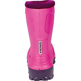 Viking Footwear Frost Fighter Boots Kids magenta/purple